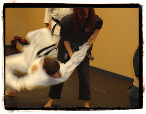 jujitsu throw scottsdale