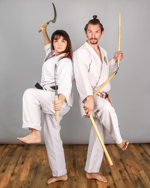 Kobudo Weapons Training Karate Martial Arts In Scottsdale And Paradise Valley For Kids Teens And Adults Peaceful Warrior Martial Arts Healing Center