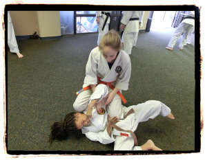 youth jujitsu paradise valley